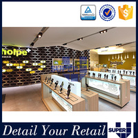 2016 tailor functional mobile phone shop furniture for sales