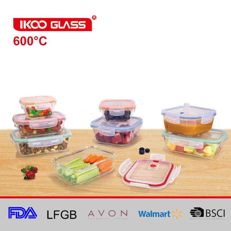 oven safe Pyrex glass containers best for reheating, storing, serving food