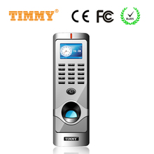 Timmy waterproof fingerprint door access control system with metal materials surface(TFS80)