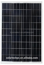 100W POLYCRYSTALLINE SOLAR PANEL POWER SYSTEM FOR GLOBAL