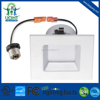 "UL Energy star; FCC ;Lighting Facts Approved D700 Series 4"" Down light (120V AC)"