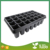 10*20inch plastic black seed tray for vegetable plants nursery