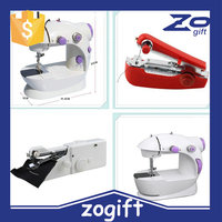 ZOGIFT Hot sale multifunction household manual mini hand portable sewing machine