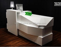 2015 retail checkout counters round checkout counter office front desk counter