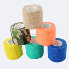 Medical disposable powdered Manufacturer Supply Best Selling cohesive bandage