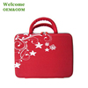 Hot sale China custom cute leather laptop bag