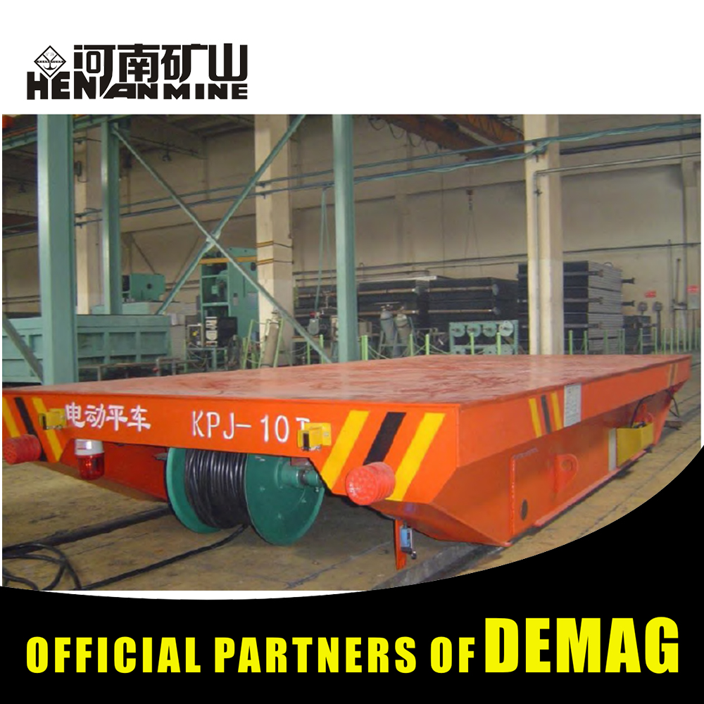 Heavy Load Handling Transfer Trolley In China