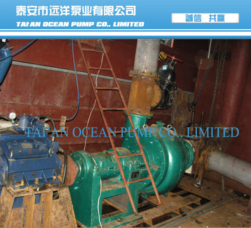 high quality heavy duty mud transfer pump in China