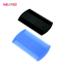 Wholesale Double Sides Custom Cheap Plastic Anti Head Lice Comb
