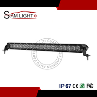 100W 150W 200W 250W single row led light bar ip67 4D 5D led light bar for cars,jeep,auto parts