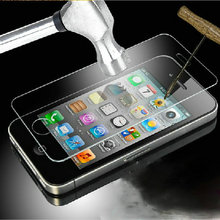 High Transparent Tempered Glass Screen Protector for iPhone 4 4S