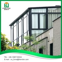 New Design Design Aluminum Glass Green