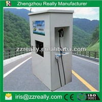 Self service car washing machine / car wash service station equipment