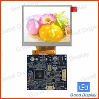 3.5 inch Digital LCD Display Monitor dalian good display