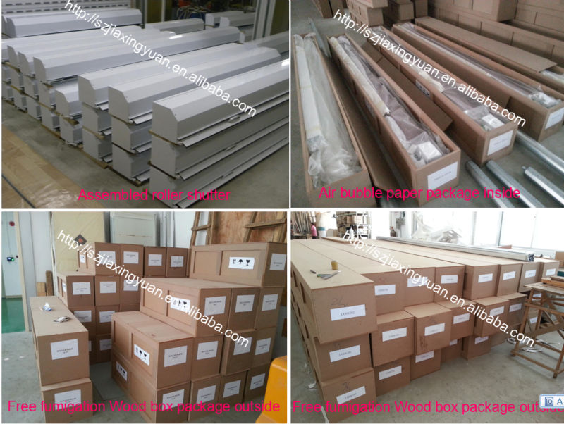 Polycarbonate Insulated Industrial Roller Shutter Doors