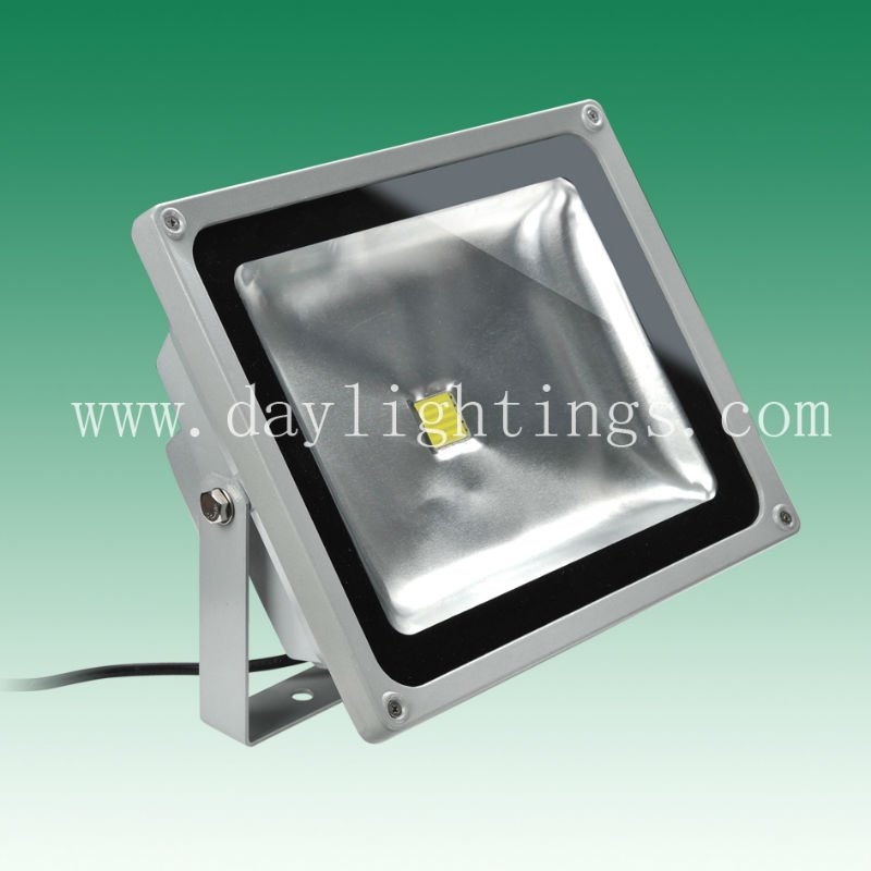 80w led flood light review with CE&ROHS