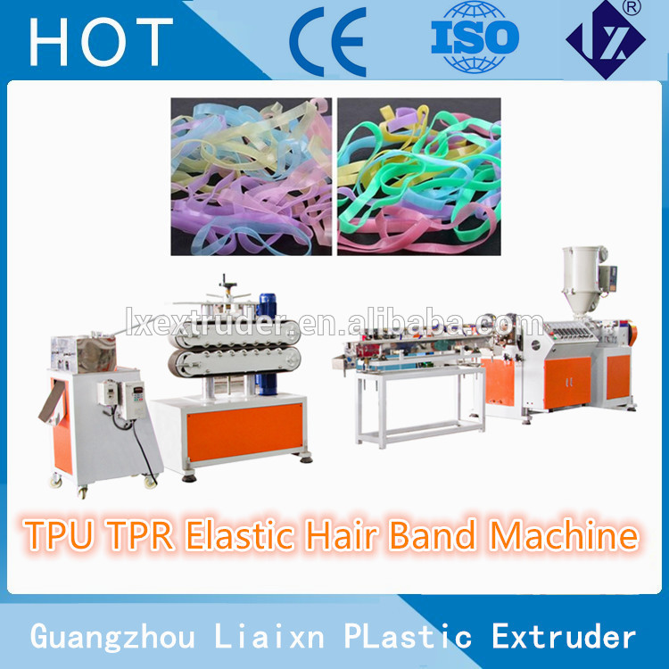 Rubber Band Production Line Elastic Band Extrusion line