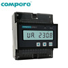 Three phase multi function smart AC digital solar power meter KPM37 electric smart meter for PV Solar Energy Managemnt System