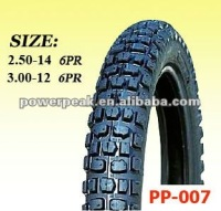 small off road tyres motorcycle 3.00-12 2.50-14 3.00-14 3.50-10
