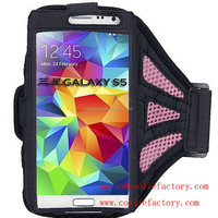 Reasonable price Running Aarmband case mobile phone arm bag Factory Armband case for Iphone 5