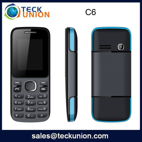 C6 1.77inch 3g small size mobile phones spreadtrum 7701 dual sim cell phone
