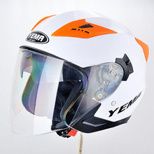 Cheap price mini motorcycle helmet with DOT approved scooter motorcycle helmet open face