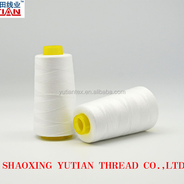 outdoor sewing thread industrial sewing thread sizes 40S/2
