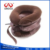 2017 new products Magnetic Therapy inflate Neck Support brace Made In China