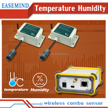 Temperature Humidity Wireless Sensor System room temperature gauge