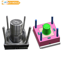 Paint bucket mold plastic injection mould making