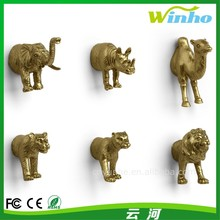 Winho Half Cat Aminal Fridge Magnet