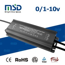 250W CV 24V 36V 48V dimmable led driver NCC capacitance waterproof 0-10V Dimmable led driver for outdoor led lighting