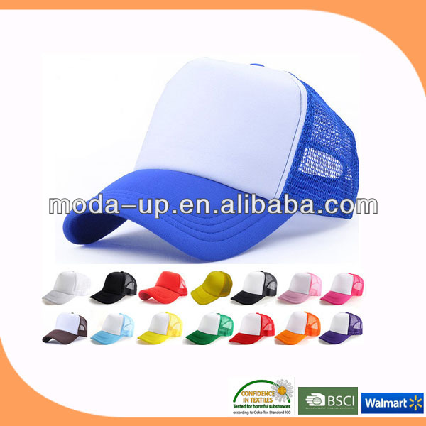 2014 new cheap trucker caps wholesale baseball cap hats mesh trucker caps