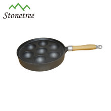 Cast Iron 7 Cup Bakeware / Cake Pan / cooking tools for Cookie