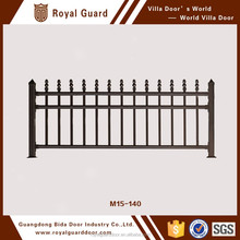 Japanese fence powder coated aluminum fence post