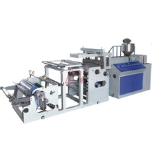 single extrusion pvc stretch cling film making machine