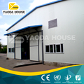 light steel construction prefabricated workshop large span steel structure warehouse