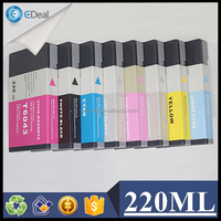 Printer ink box for Epson 7880 9880 7800 9800 refill cartridge with reset chip
