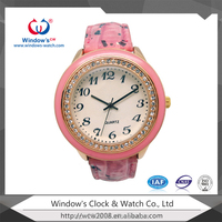 Shenzhen window's clock and watch private label watch