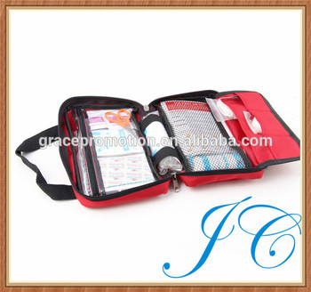 Most popular household custom mini first aid emergency kit for sale