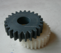 Zhejiang manufacturer customized precision cnc machining small plastic gears with module1
