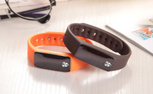Smart fitness bracelet NFC heart rate monitor pedometer life water proof with USB charger wristband better than mi band 1