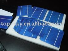 2016 sale brand new high efficiency 6x6 inch monocrytallin polycrystalline PV solar cell low price triple junction solar cell