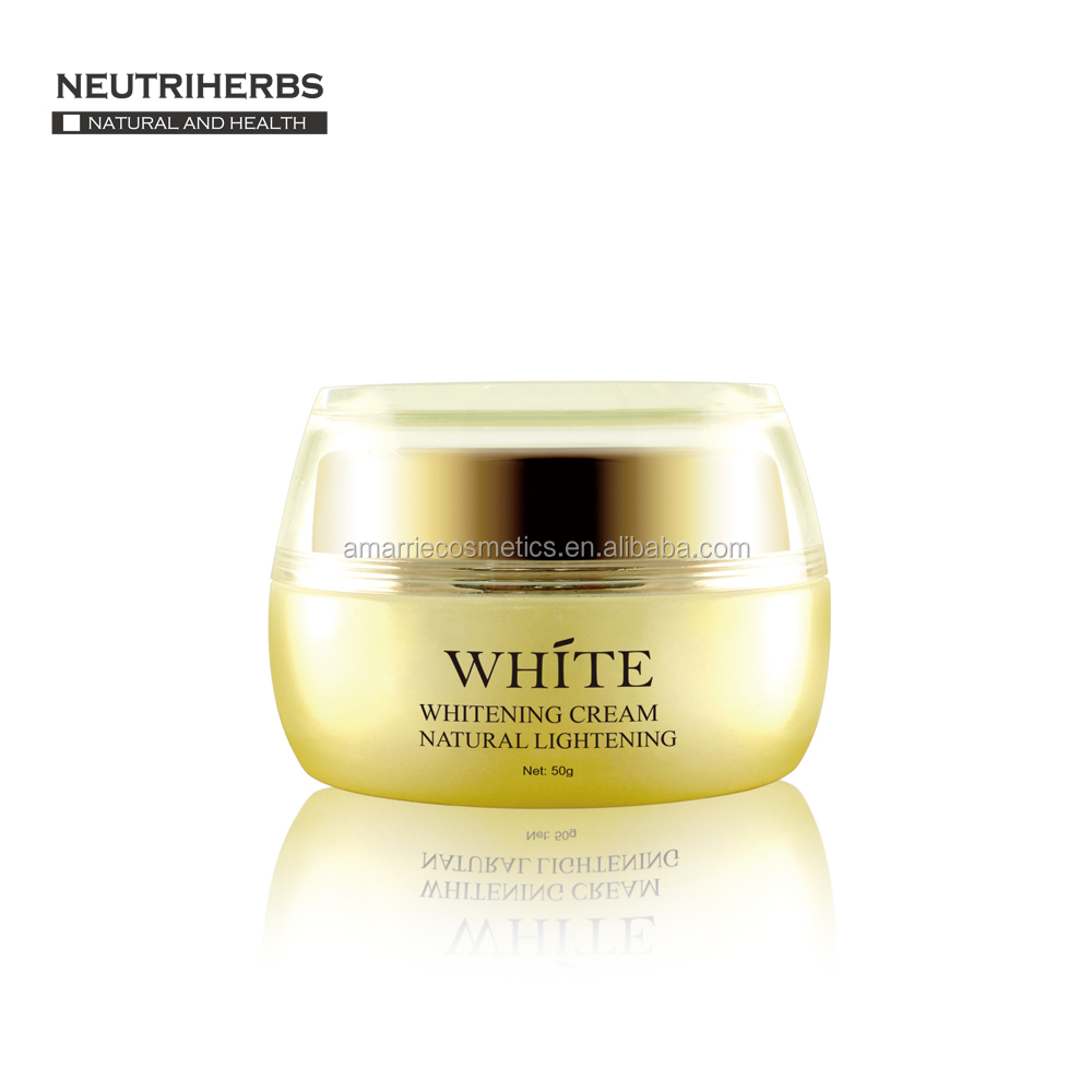 Neutriherbs Facial Cream for Black Skin Whitening Cream for Whitening Bright Face Skin Cream For Female& Male