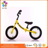 Cool Mini Walker children rides toys bike / 12 inch Balance Mountain Bike / Aluminum no pedal Balance Bike for learning
