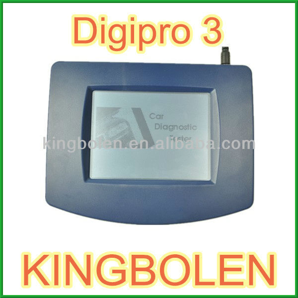 odometer program machine useful tool digipro 3