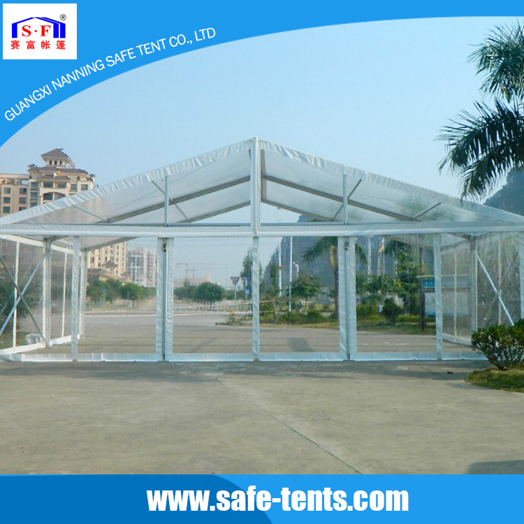 cheap waterproof canopy transparent wedding china tent for parties