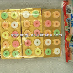 Tablet whistle candy