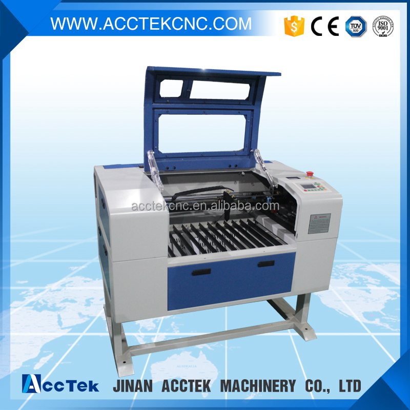 Big Discount! laser cut and engrave machine laser sticker cutting printing machine for acrylic