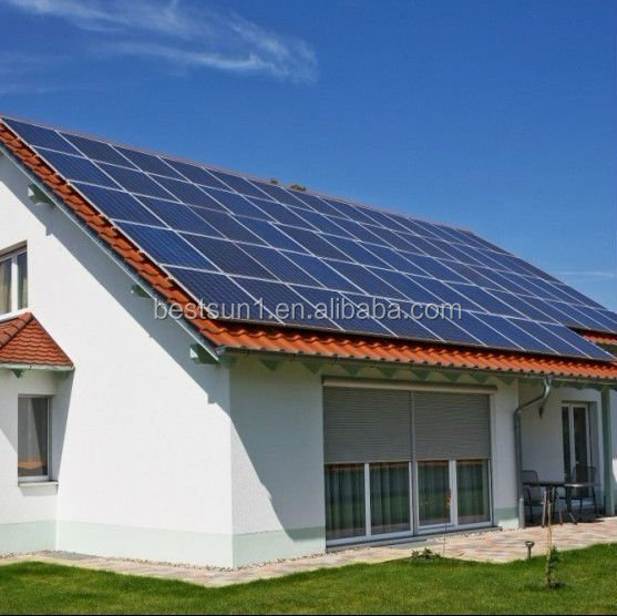 15kw Both AC and DC output solar energy solutions